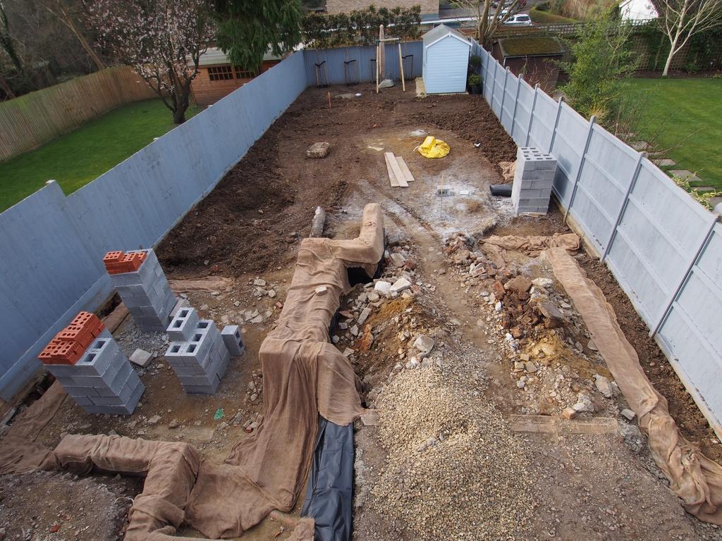 Exceptionnel Garden Construction. New ...