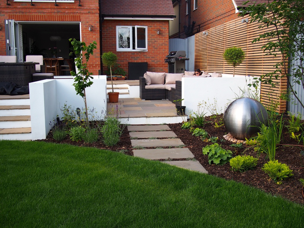New Form Landscapes Has Wide Experience Of Constructing, Planting And  Project Managing Landscape Projects Throughout The South East And We Would  Provide You ...